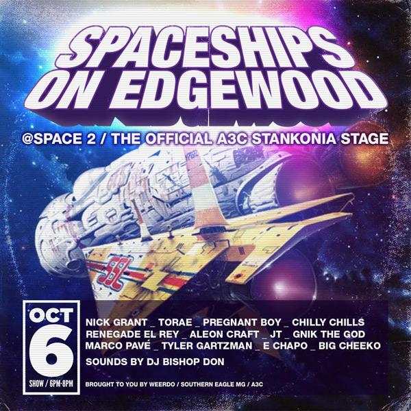 spaceshipsonedgewood_october6th